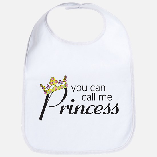CALL ME PRINCESS Bib