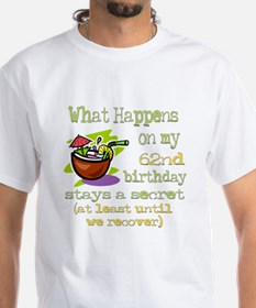 What Happens 62nd Shirt