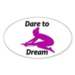 Gymnastics Stickers (50) - Dream