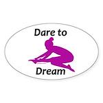 Gymnastics Stickers (50) - Dream