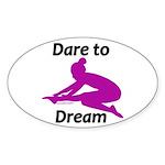 Gymnastics Stickers (10) - Dream