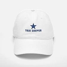 STAR TAXI DRIVER Baseball Baseball Cap