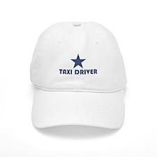 STAR TAXI DRIVER Baseball Cap