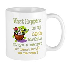 What Happens 60th Mug