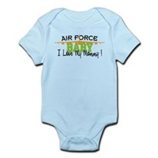 Air Force Baby Infant Bodysuit
