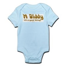 M Diddy: It's a Good Thing Infant Creeper