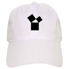 47th Problem of Euclid Baseball Cap