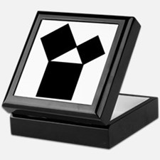 47th Problem of Euclid Keepsake Box
