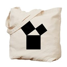47th Problem of Euclid Tote Bag