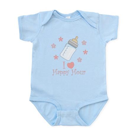 Happy Hour Baby Infant Bodysuit