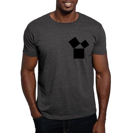 47th Problem of Euclid Dark T-Shirt