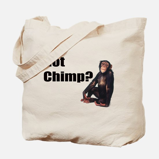 Got Chimp Tote Bag