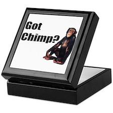 Got Chimp Keepsake Box