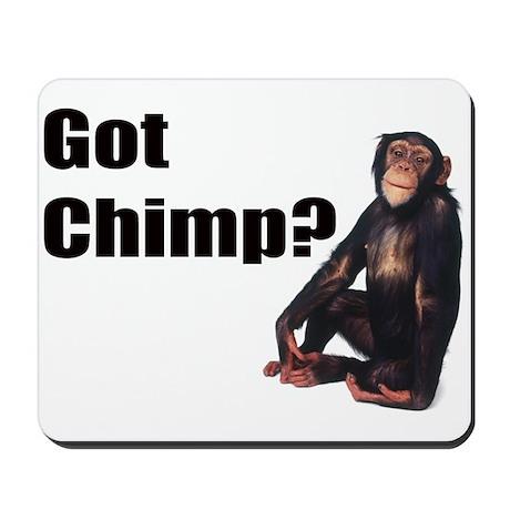 Got Chimp Mousepad