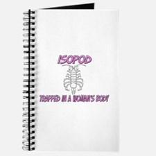 Isopod Trapped In A Woman's Body Journal