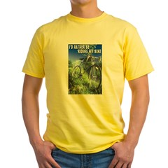 Green Bicycle T