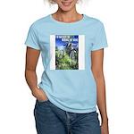 Green Bicycle Women's Light T-Shirt