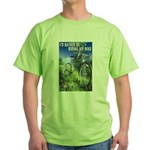 Green Bicycle Green T-Shirt