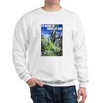 Green Bicycle Sweatshirt