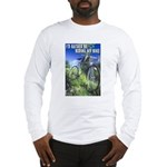 Green Bicycle Long Sleeve T-Shirt