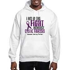 In The Fight Against CF 1 (Partner) Hoodie