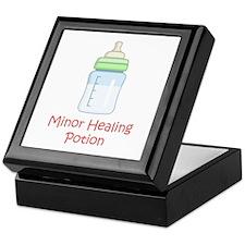 RPG Milk Healing Potion Keepsake Box