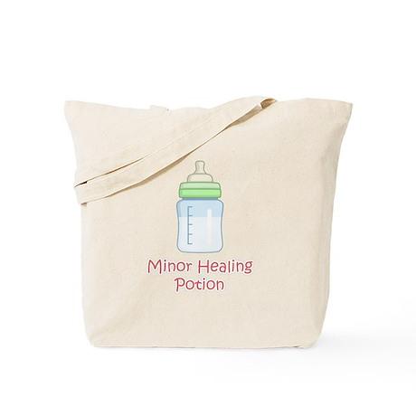 RPG Milk Healing Potion Tote Bag