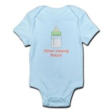 RPG Milk Healing Potion Infant Bodysuit