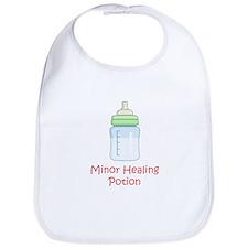 RPG Milk Healing Potion Bib