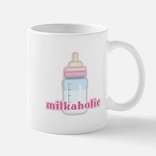 Milkaholic Pink Mug