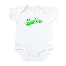 Retro Noelia (Green) Infant Bodysuit