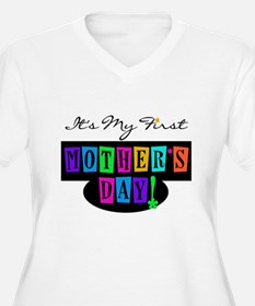 My First Mother's Day T-Shirt