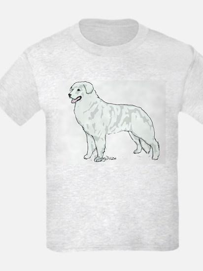 kuvasz Portrait T-Shirt