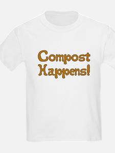 Compost Happens! T-Shirt