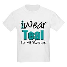 Ovarian Cancer Warrior T-Shirt