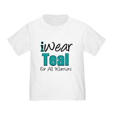 Ovarian Cancer Warrior T