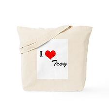 Cool Troy Tote Bag