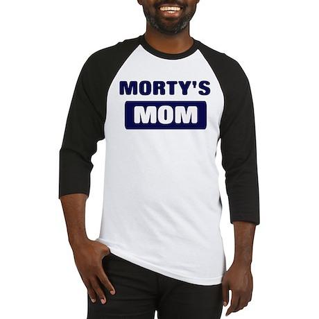 MORTY Mom Baseball Jersey