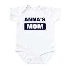 ANNA Mom Infant Bodysuit