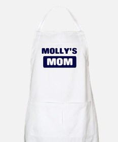 MOLLY Mom BBQ Apron