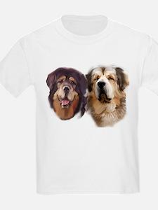 Tibetan Matiff Group T-Shirt