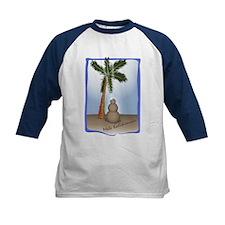 Palm Tree & Sand Woman Tee