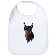 German Pinscher portrait Bib