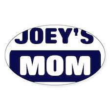 JOEY Mom Oval Decal