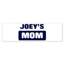 JOEY Mom Bumper Bumper Sticker