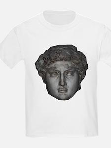 David's head by Michelangelo T-Shirt
