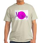 M. Diddy Prison Nickname Ash Grey T-Shirt