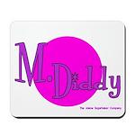 M. Diddy Prison Nickname Mousepad