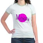 M. Diddy Prison Nickname Jr. Ringer T-Shirt
