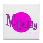 M. Diddy Prison Nickname Tile Coaster